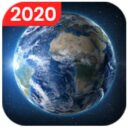 Live Earth Map – Satellite View, World Map 3D